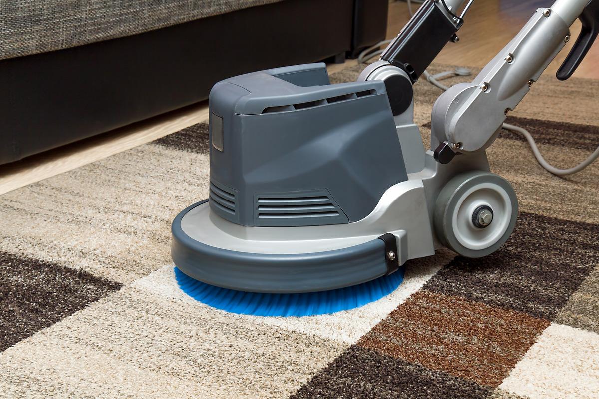 Nettoyage des sols tapis / moquettes